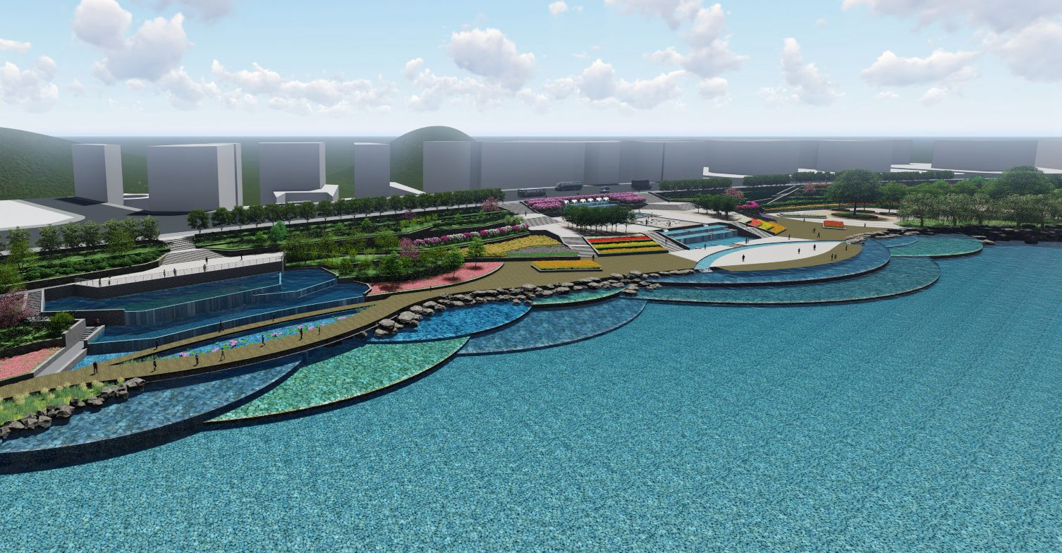 兰州新区文曲湖景观工程.jpg